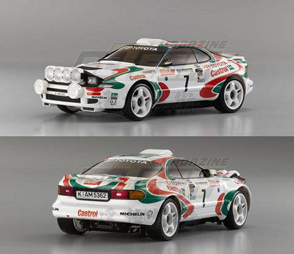 Toyota GT One Celicastrol