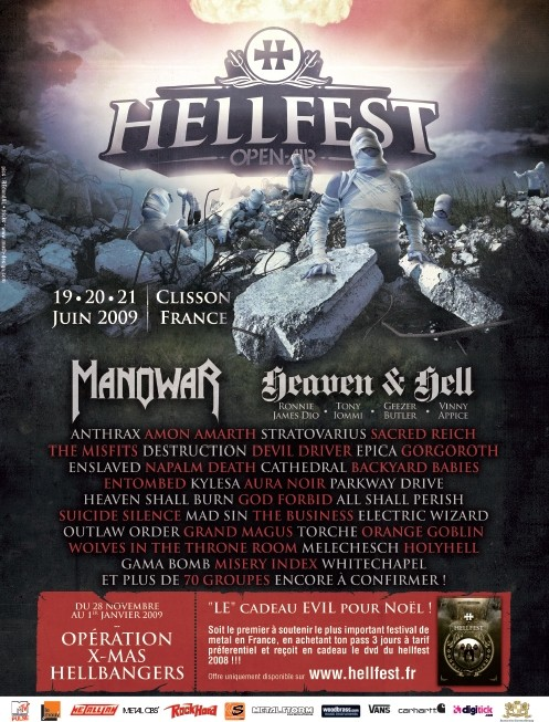 HELLFEST Hellfest2009