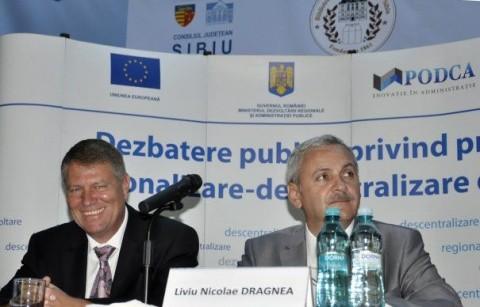 """Condamnatul Liviu Dragnea a demarat reforma sinucigaşă a PSD. Iohannis va avea """"guvernul meu"""" 08iohannis-dragnea-agerpres-7110870-465x390-480x307"""