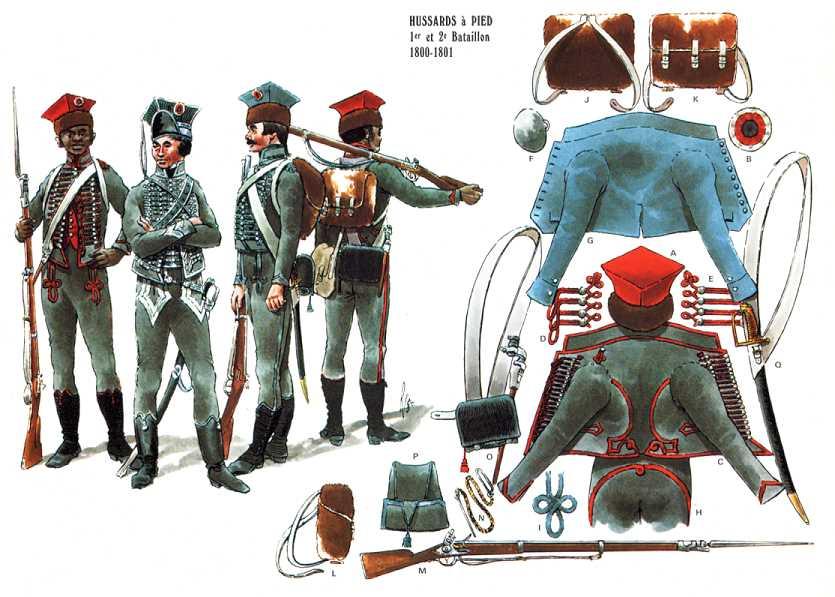 Hussards du 1er Empire FR_HusarenFuss_RigoU15
