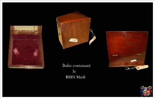 "Napoléon : masque ""R.U.S.I."" Boiterusi-pt"