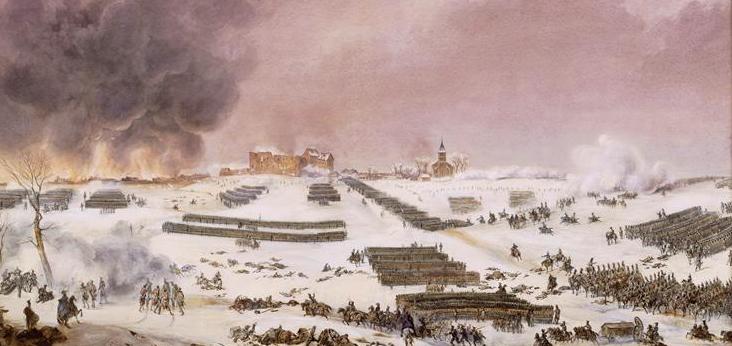 ephemeride Bataille-eylau-charge-cavalerie-simeon-fort-versailles.pg
