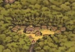 Деревня скрытая в звезде Хошигакуре