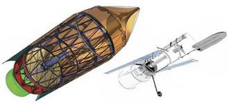 La NASA pense a de grands telescopes spatiaux 181647main_compare_strip_330