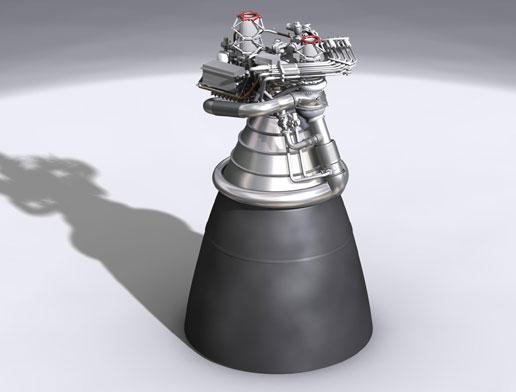 La NASA attribue le contrat du J-2X à P&W Rocketdyne 182295main_J2X_image_071007_516