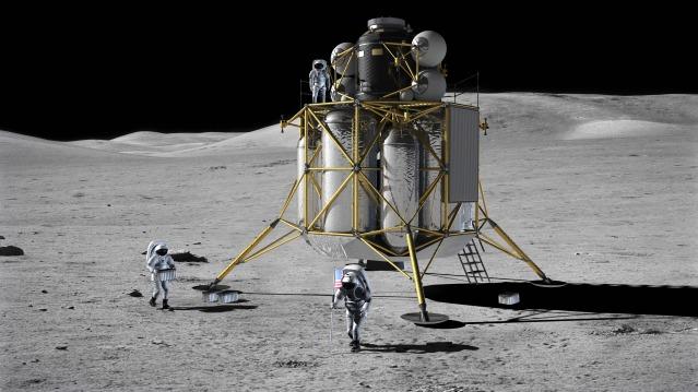 Le futur module lunaire Altair 206403main_jsc2007e113280_lo