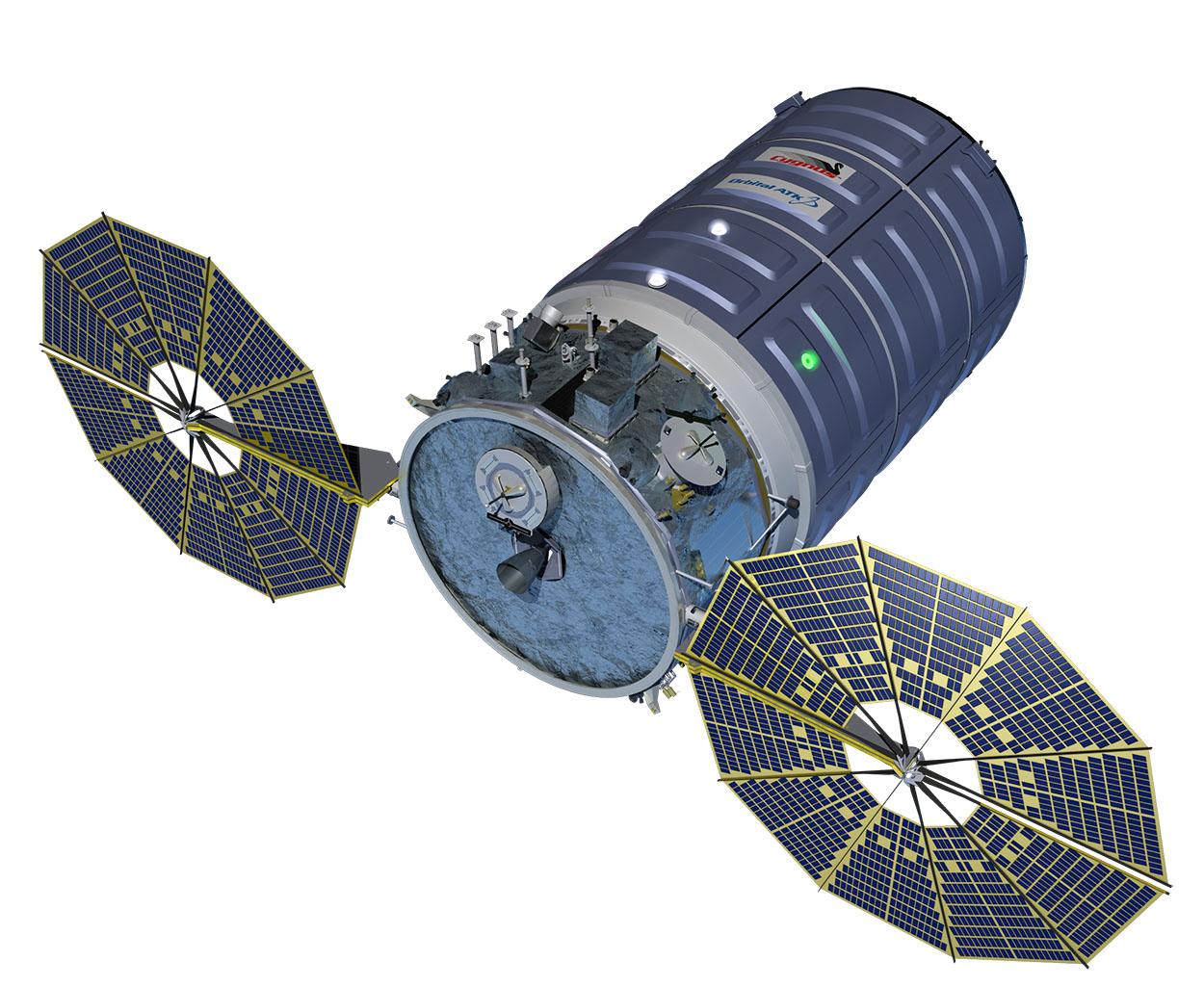 Lancement Atlas V - Cygnus OA-4 (ex Orb-4) - 6 décembre 2015 Orb-4