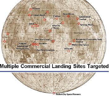 Code de bonne conduite pour les futurs explorateurs lunaires A44