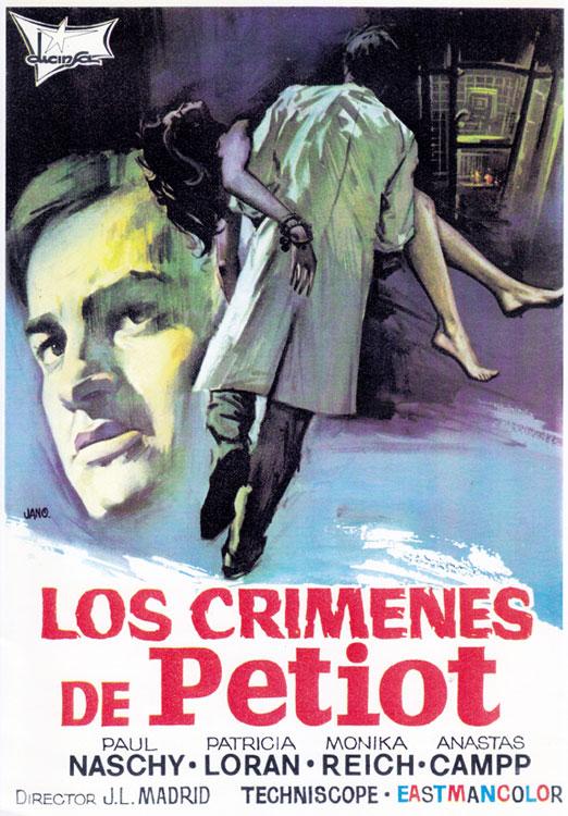 Doc Petiot y la Desocupacion Petiot-750
