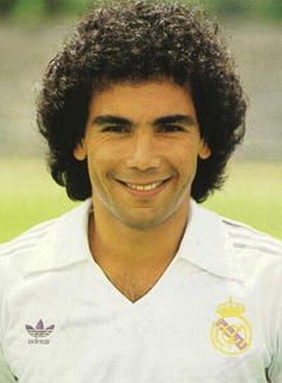 ¿Cuánto mide Hugo Sánchez? - Altura - Real height Madrid%2080%27s%20Head%20Hugo%20Sanchez