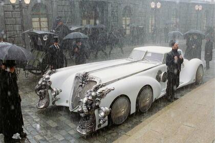 """Nemo´s Car aus dem Film """"Liga der außergewöhnlichen Gentlemen"""" 1:24 von Wave Image32001"""
