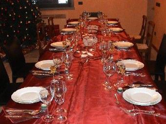 come apparecchiare la tavola x il pranzo di Natale Cena_di_Natale