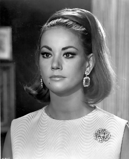 Claudine Auger ClaudineAuger