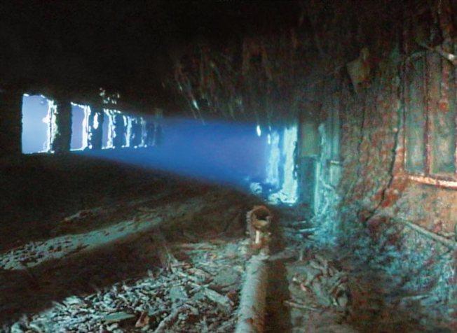 Imágenes inéditas del Titanic publicadas por National Geographic Titanic16_652x476