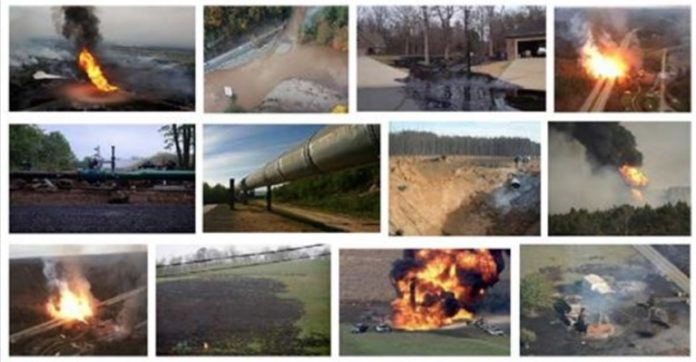 DAPL Company Reported 69 Accidents Polluted Rivers In 4 States in Just 2 Years DAPL-69-768x399-696x362