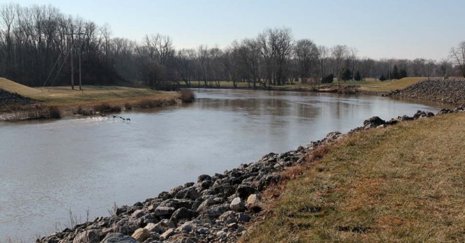 DAPL Developer Spills Drilling Fluids Into Wetlands While Constructing Another Pipeline Sandusky-river