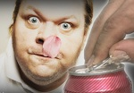 NaturalNews – Mike Adams – Natural News launches Diet Fluoride Soda, An Amazing New Beverage Made With Aspartame And Hydrofluosilicic Acid – 1 November 2012 Diet-fluoride-soda-150