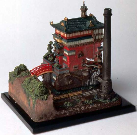 SEN TO CHIHIRO/WITH DVD PLAYERS+temple des bains - Page 2 Sen_yuya_diorama