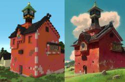 Le Voyage de Chihiro version Minecraft ! 1390382326721_image