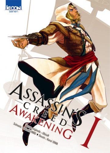 Assassin's Creed Awakening adapté en manga chez Ki-oon ! 1397650268643_image
