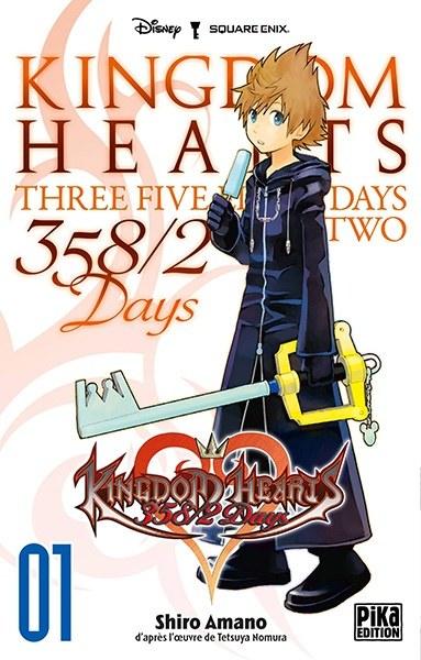 [News] Kingdom Hearts 358/2 Days adapté en manga ! 1381403094051_image