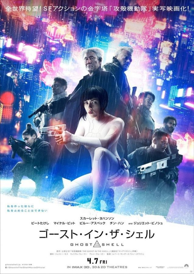 [MANGA/ANIME]  Ghost in the Shell - Page 3 1488712103994_image