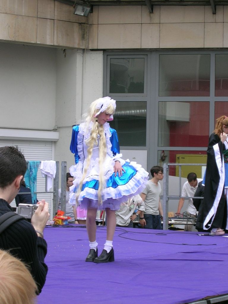 cosplays de chobbits!!!! 075