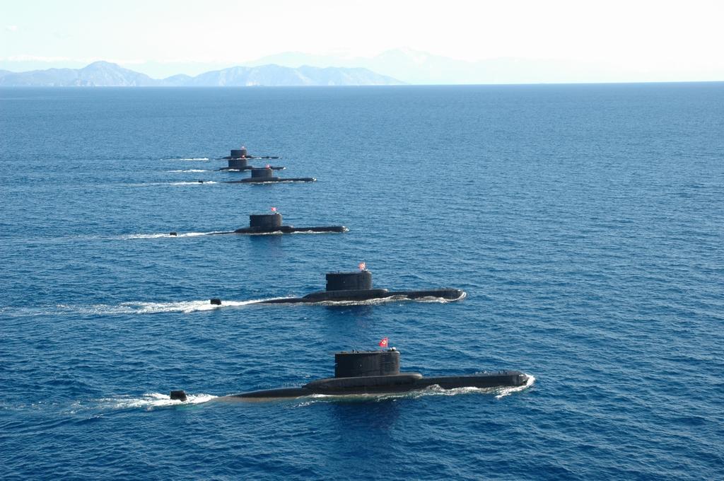 صناعة الدفاع الالمانية 209s-turkish-navy
