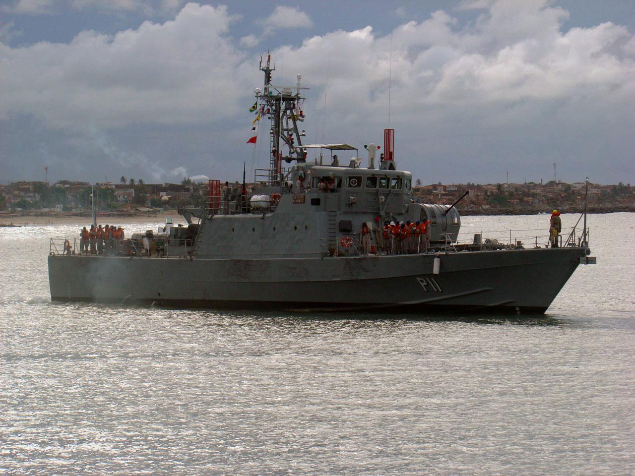 Marine namibienne Brendan-simbwaye