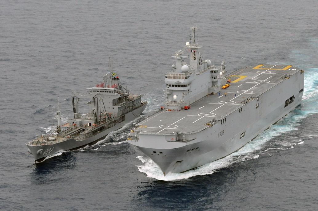 3 كورفيتات للجزائر و اخرى قادمة مع نقل للتكنولوجيا من بريطانيا  - صفحة 5 Nt-gastao-motta-e-bpc-mistral-3