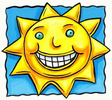Filosofía de la mexicana rebuena. Sun-Happy