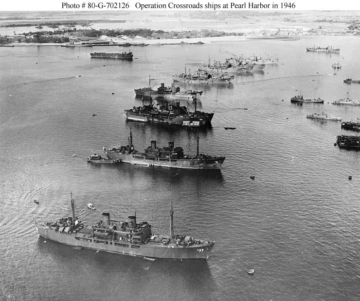 Transport de troupes US 1/700 - USS Gilliam - Nesquik 100307701