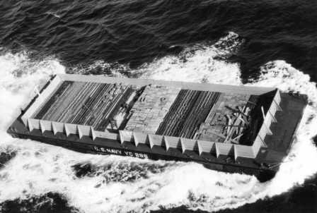 Barge marchandises WWII 1/700 1428028601