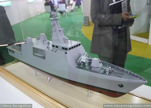 OPV: Offshore Patrol Vessels  Goa_Shipyard_75m_OPV_DEFEXPO_2014_1
