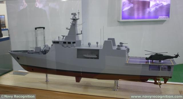 OPV: Offshore Patrol Vessels  Goa_Shipyard_75m_OPV_DEFEXPO_2014_2