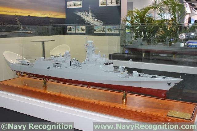 ستة فرقاطات صينية للجزائر  - صفحة 6 China_State_Shipbuilding_Trading_Co_C28A_Corvette_Algeria_DSA_2014_news_1