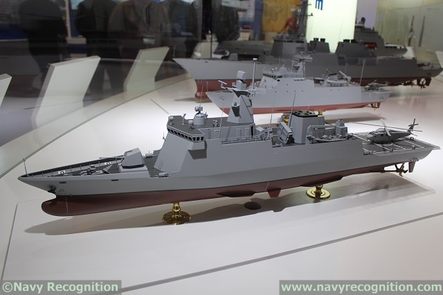 industrie militaire dans le monde  - Page 2 DSME_Missile_Surface_Corvette_MSC_DSA_2014_news_1