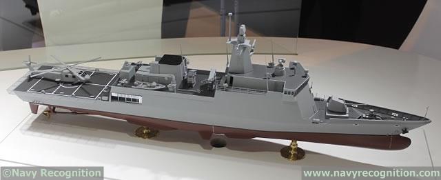 industrie militaire dans le monde  - Page 2 DSME_Missile_Surface_Corvette_MSC_DSA_2014_news_2