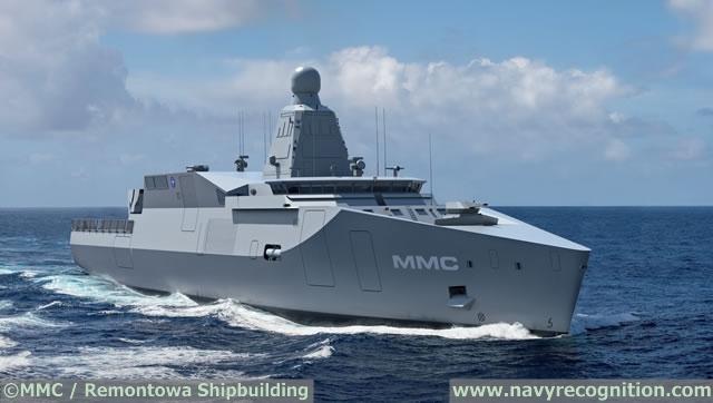 الجزائر تبني السفينة الشراعية  في بولونيا والتسليم في 2016 - صفحة 2 MMC_Remontowa_stealth_logistic_support_vessel_Poland_1