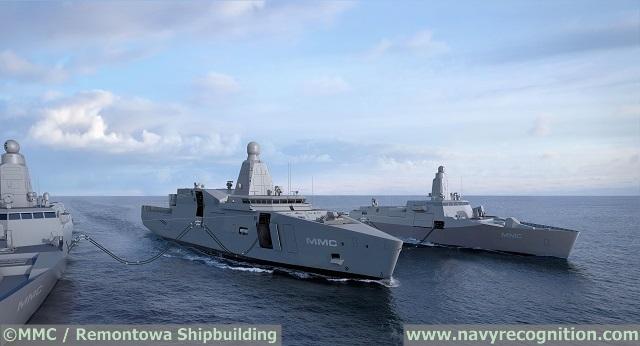 الجزائر تبني السفينة الشراعية  في بولونيا والتسليم في 2016 - صفحة 2 MMC_Remontowa_stealth_logistic_support_vessel_Poland_2