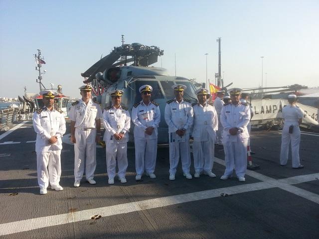 industrie militaire dans le monde  - Page 2 Navantia_Avante_1800_corvette_DIMDEX_2014_news_Qatar_3