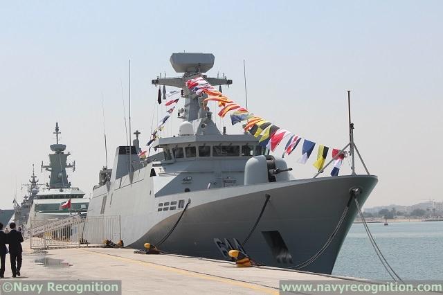 البحرية الملكية المغربية -شامل- - صفحة 11 DIMDEX_2014_International_Naval_and_Maritime_defense_exhibition_Doha_Qatar_046