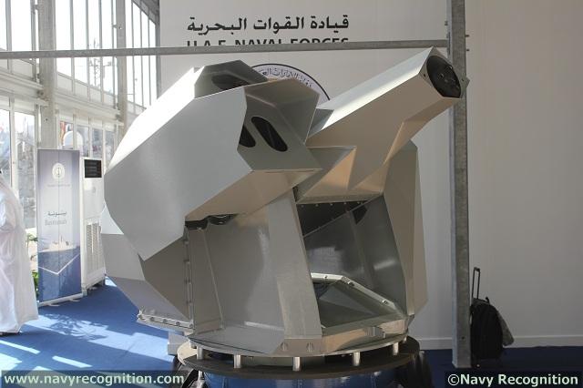 Abu Dhabi IDEX-NAVDEX 2013 Oto_melara_HITROLE_G_RWS_NAVDEX_2013_news_0