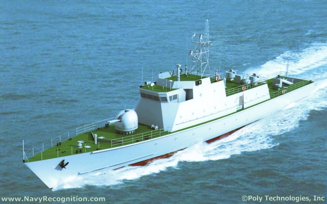 Le catalogue des armements chinois disponibles à l'export - Page 2 Poly_technologies_new_patrol_boat_2_china_export