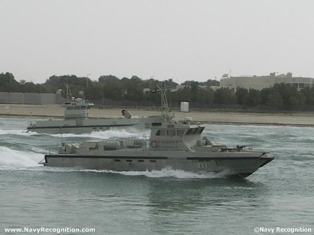 Armée Emirati/Union Defence Force (UAE) - Page 20 Abu_Dhabi_Ship_Building_Ghannatha_UAE_Navy