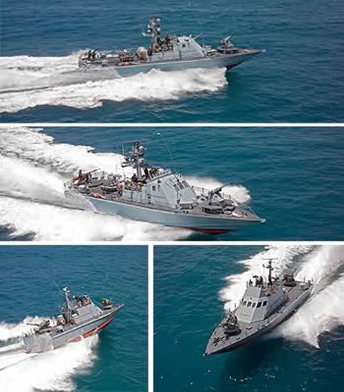 Armée Nigériane / Nigerian Armed Forces - Page 2 Shaldag_class_Fast_Patrol_Boat