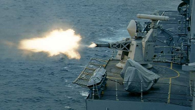 Armée Hollandaise/Armed forces of the Netherlands/Nederlandse krijgsmacht - Page 11 Thales_30mm_Goalkeeper_CIWS