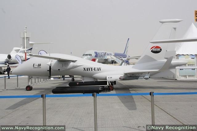لماذا الخليج لايمتلك غواصات واعدائة يجوبون فى بحر العرب والخليج بغواصاتهم ADCOM_Navy_UAV_ASW_1