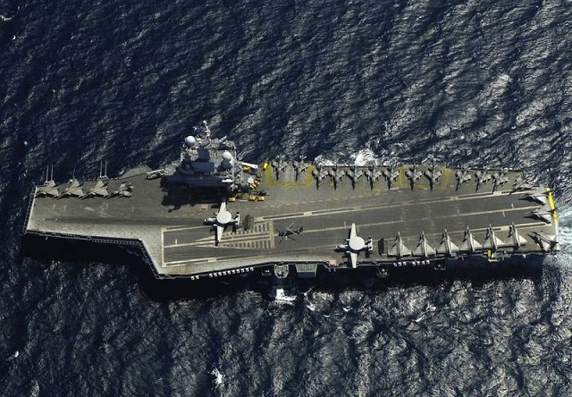 Aircraft Carrier Admiral Kuznetsov: News #1 - Page 8 CVN_charlesdegaulle_French_Navy