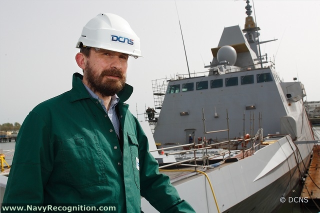 FREMM Marocaine / Royal Moroccan Navy FREMM Frigate - Page 35 Vincent_Martinot-Lagarde_FREMM_Programs_Manager_DCNS